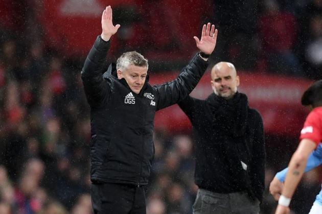 Pep chọn Man Utd trong số ƯCV vô địch Premier League mùa tới