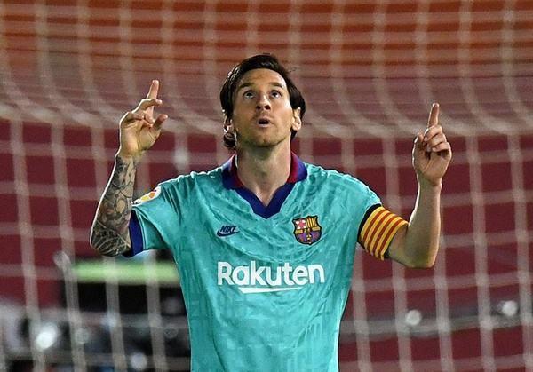 Messi nổ súng, thiết lập kỷ lục không tưởng tại La Liga