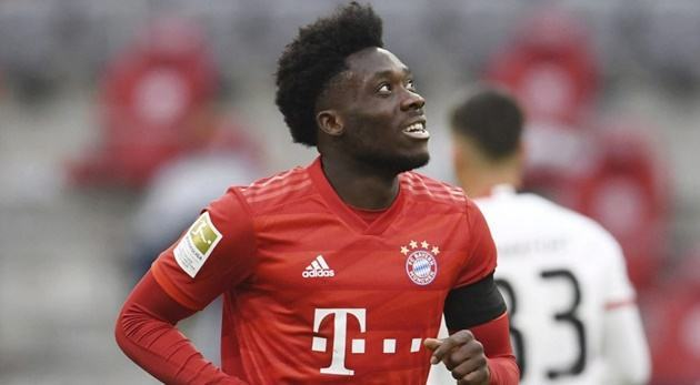 """Phát triển thần tốc, """"hiện tượng"""" Bayern giành giải cá nhân tại nước Đức"""