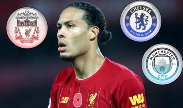 """Van Dijk: """"Tôi đã có cơ hội gia nhập Chelsea, Man City"""""""