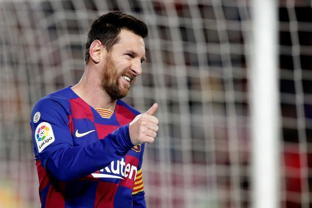 Messi làm 1 điều, Barca khí thế hừng hực hủy diệt Alaves