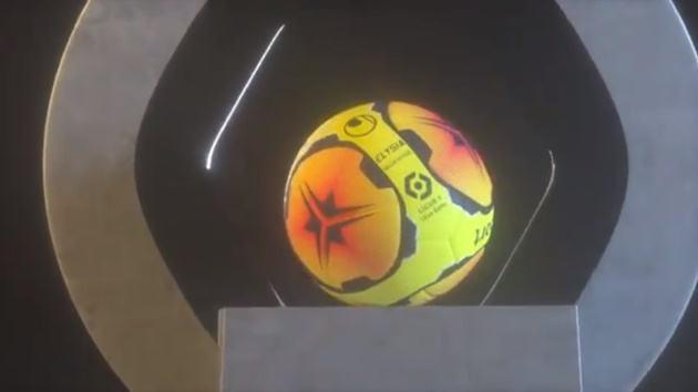 Ligue 1 công bố quả bóng mới cho mùa giải 2020/21