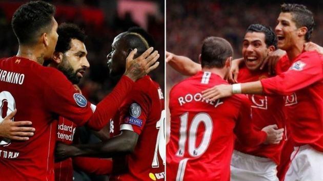 Theo Rooney, Liverpool hiện cũng sở hữu một Ronaldo