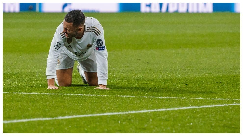 Bom tấn Real tái phát chấn thương, Zidane lo ra mặt