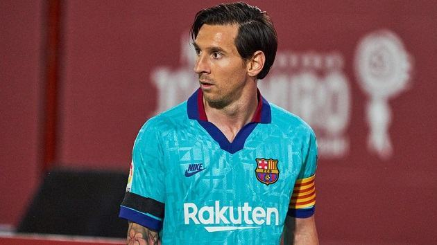 Xé lưới Mallorca thêm 2 lần, Messi sẽ tự xô đổ kỷ lục của mình