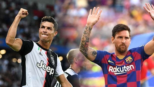 8 lần Messi được ưu ái hơn khi so sánh với Ronaldo