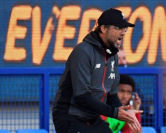 Liverpool hòa trước Everton, HLV Jurgen Klopp nói gì?