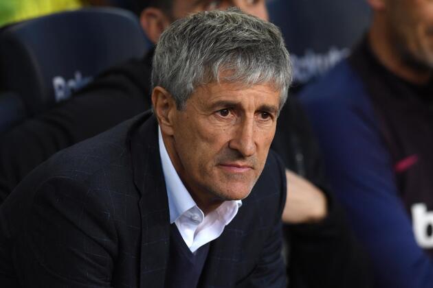 Atletico Madrid đích thực là khắc tinh của Quique Setien