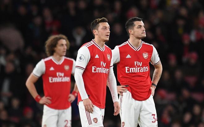 David Luiz và bi kịch của Arsenal