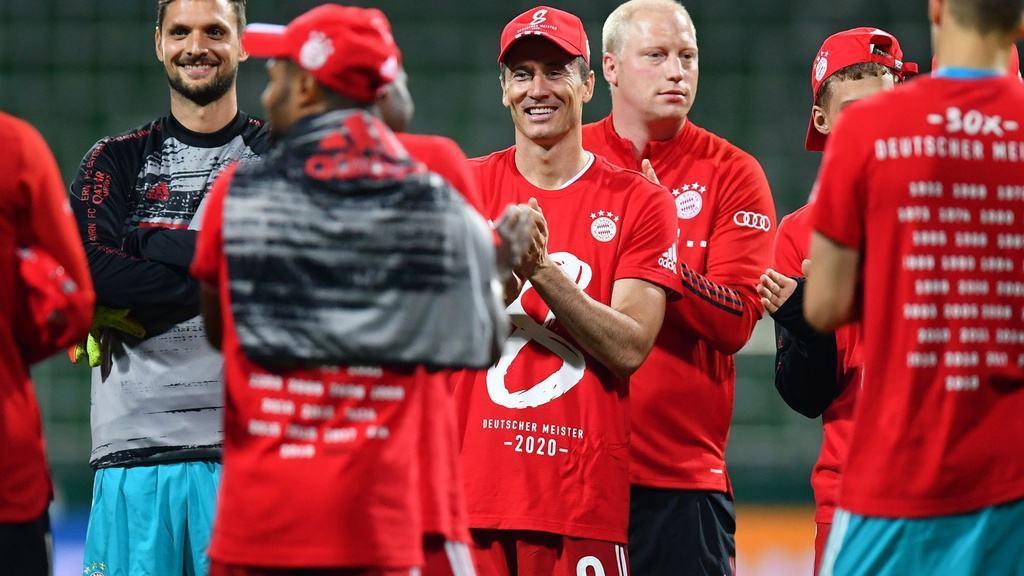 Sự thống trị của Bayern trở thành nỗi nhức nhối với Bundesliga