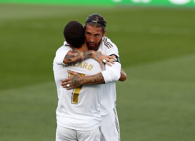 Hazard không ghi bàn trong ngày tái xuất, Zidane nói thẳng 1 câu