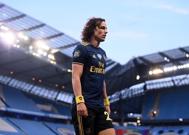 Hóa 'tội đồ' khiến Arsenal thua trận, Luiz phá vỡ im lặng