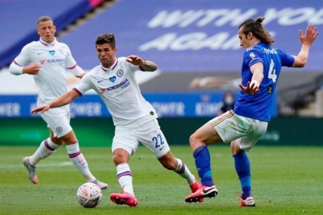 Chelsea trả giá đắt sau chiến thắng trước Leicester City