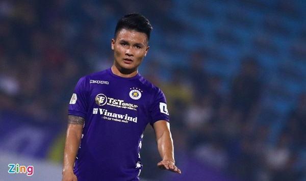 Vì sao Quang Hải khởi đầu chậm chạp ở V.League 2020?