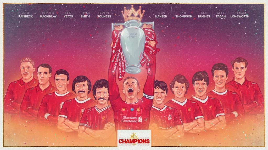 Liverpool vô địch và vinh quang cho người xứng đáng nhất