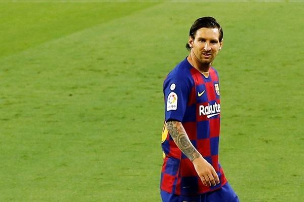 Messi không cứu nổi Barca