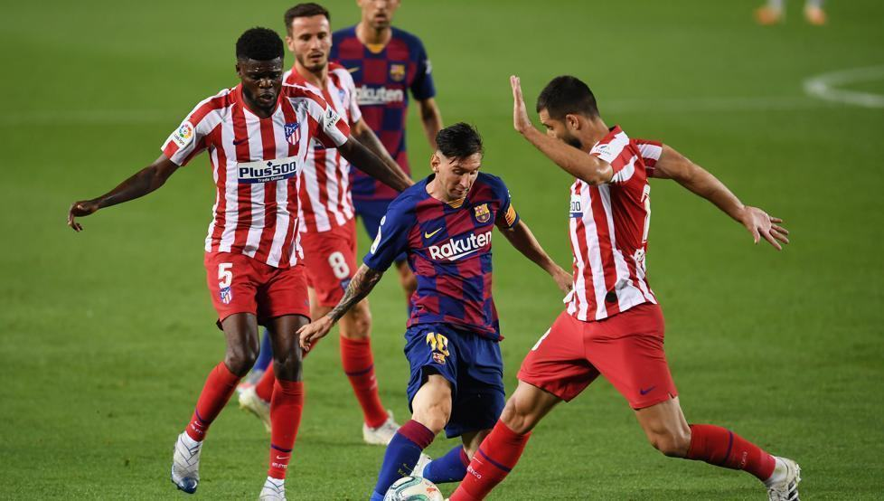 Barca một lần nữa sẽ chờ sự thương hại của Messi