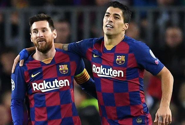"""Hòa như thua, Suarez """"chĩa mũi dùi"""" vào ban huấn luyện Barca"""