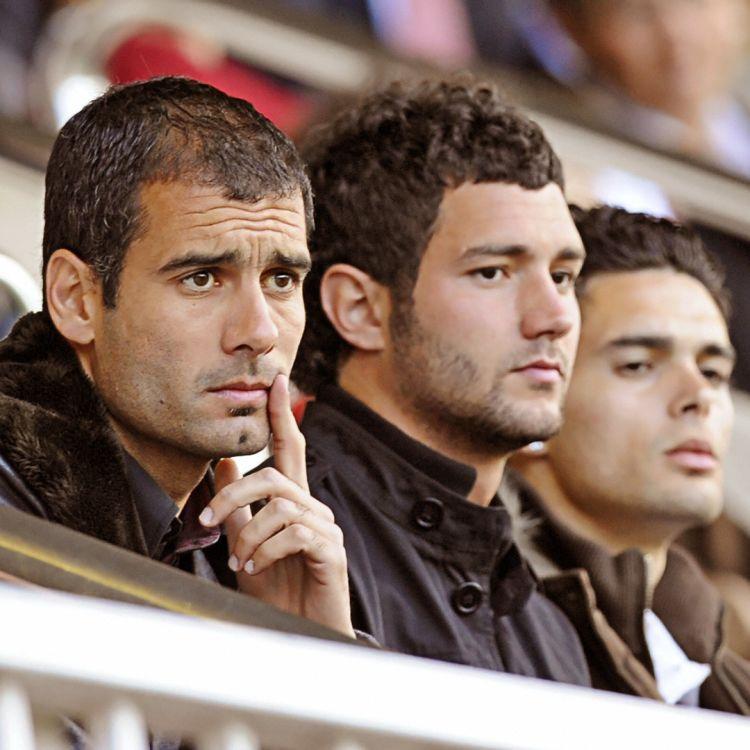 Barca B - đội bóng đầu tiên của Pep Guardiola