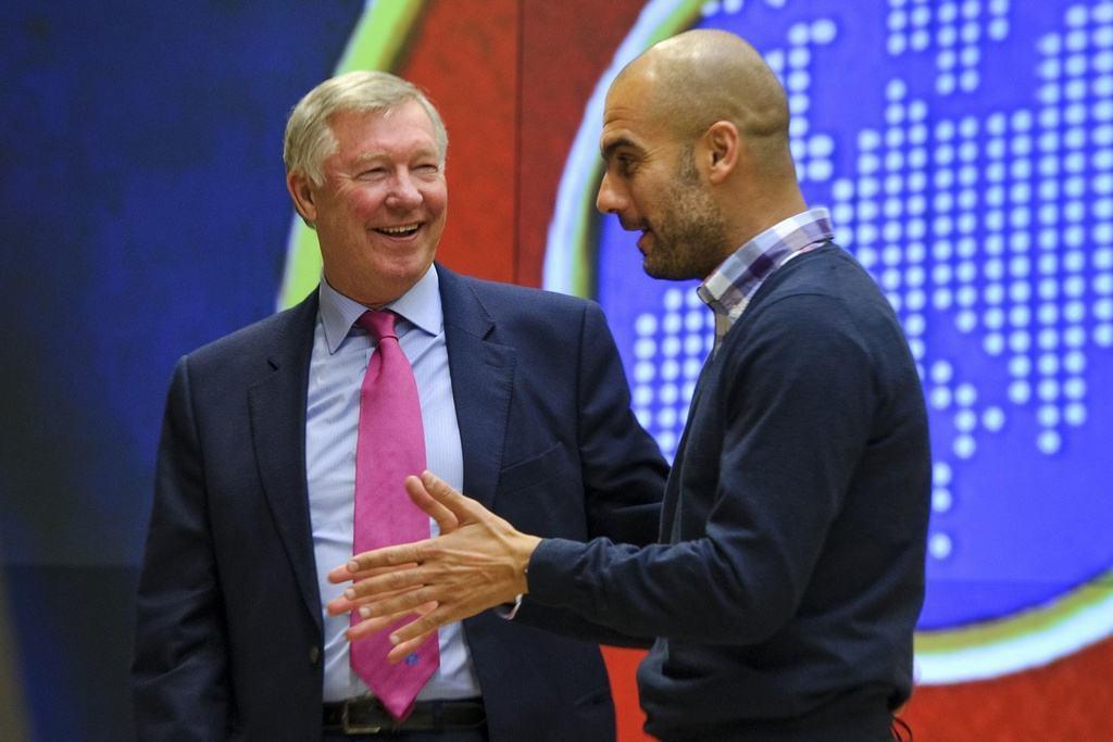 Pep Guardiola không đến MU vì sự hiểu nhầm với Sir Alex