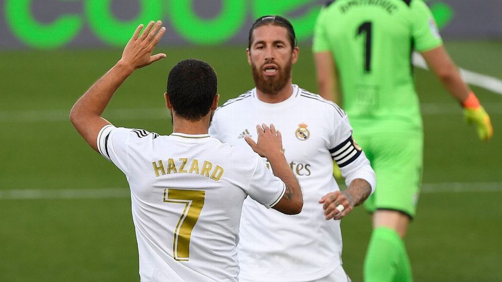 Sergio Ramos - tượng đài sừng sững ở Madrid