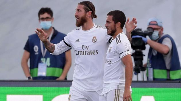 "Ramos gửi lời ""tuyên chiến"" đến Barcelona"