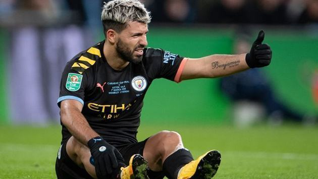 Guardiola gây sốc khi chọn người thay thế Aguero