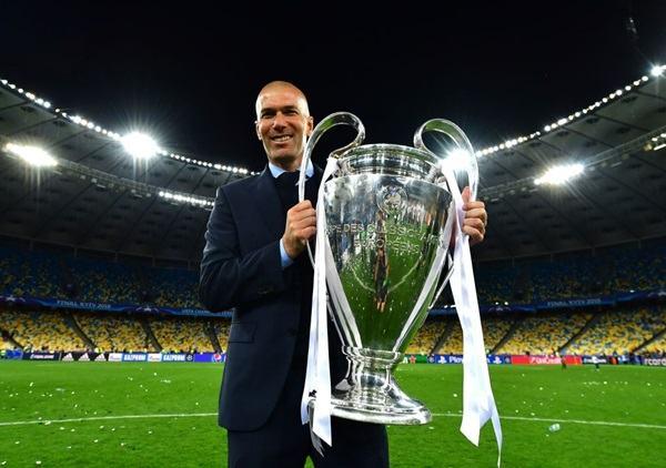 Zidane - kỳ quan vĩ đại của Real Madrid