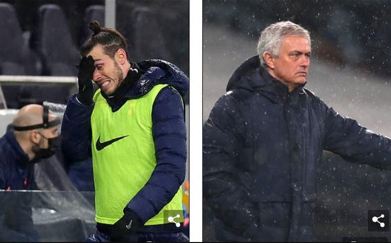 Thua tức tưởi Chelsea, Mourinho đặt dấu chấm hết cho Gareth Bale