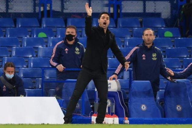 Thắng Chelsea, Arteta đã biết đâu là 5 cầu thủ để Arsenal xây dựng lối chơi