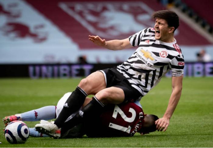 Solskjaer phá vỡ sự im lặng về chấn thương của Maguire sau trận Villa
