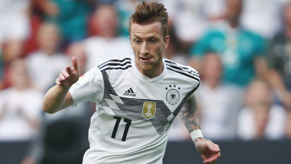Marco Reus chia tay EURO 2020