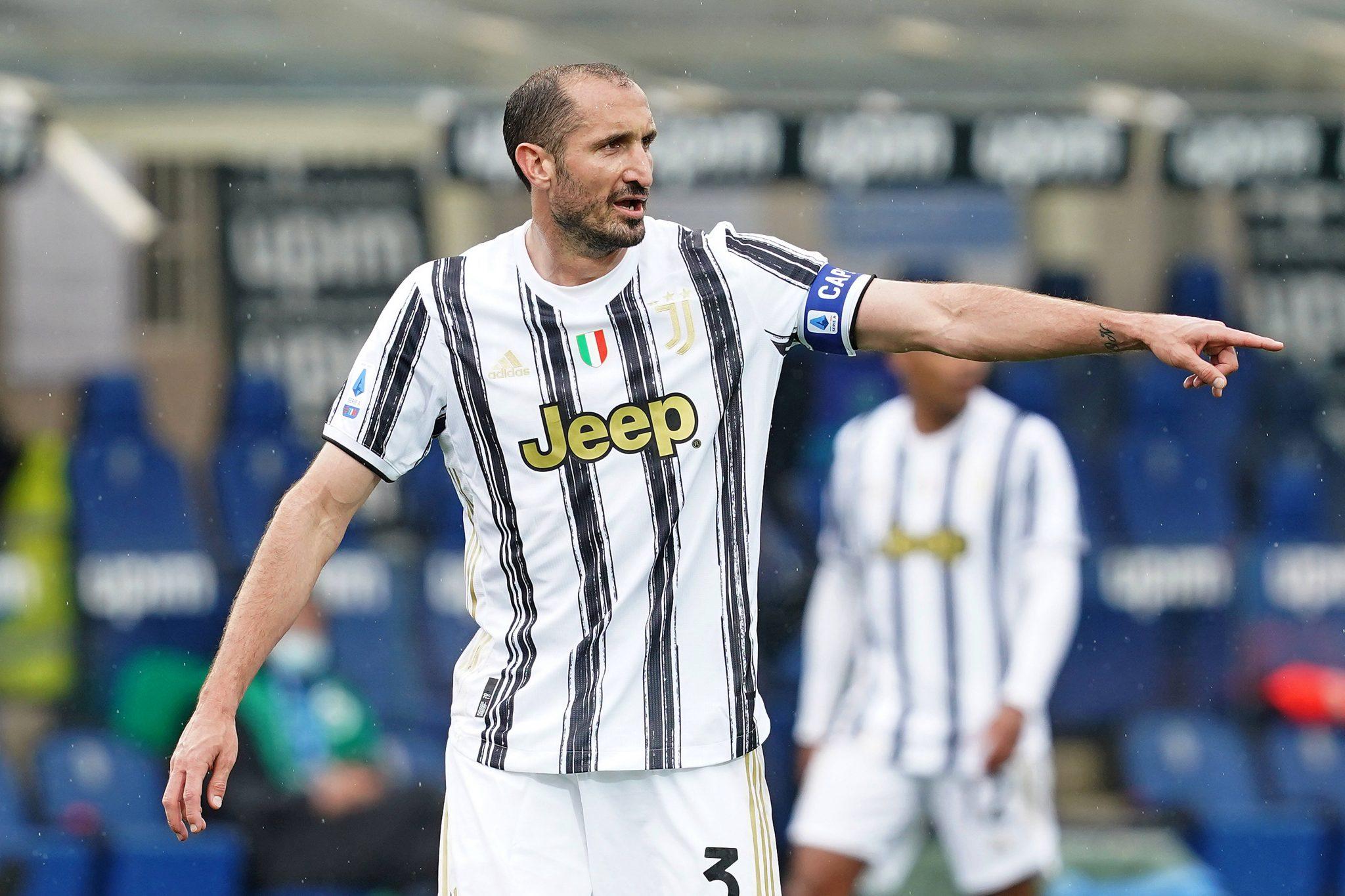 """Chiellini: """"Chúng tôi không cướp bất cứ gì từ Inter"""""""