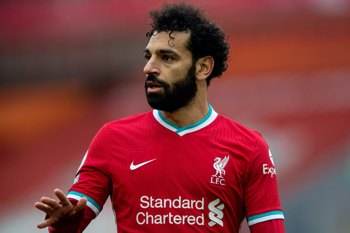 """""""Khả năng Mohamed Salah đến Chelsea là bằng 0"""""""