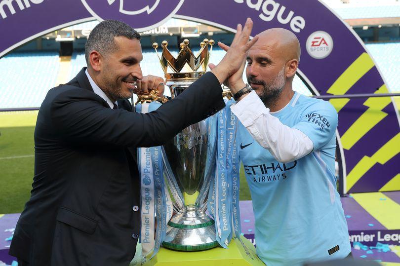 Pep Guardiola loại Tottenham khỏi cuộc đua vô địch mùa tới