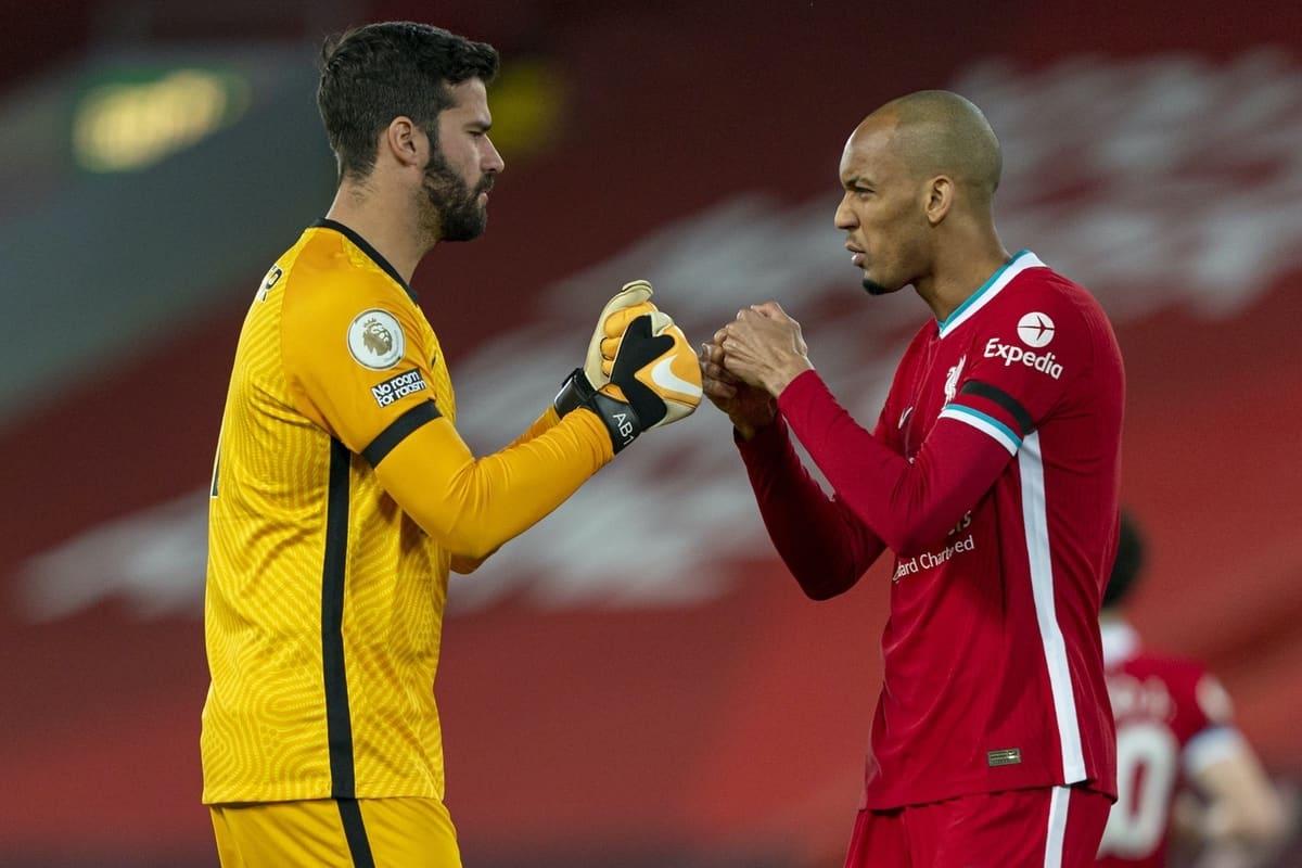 Liverpool lên kế hoạch trói chân 2 ngôi sao Brazil