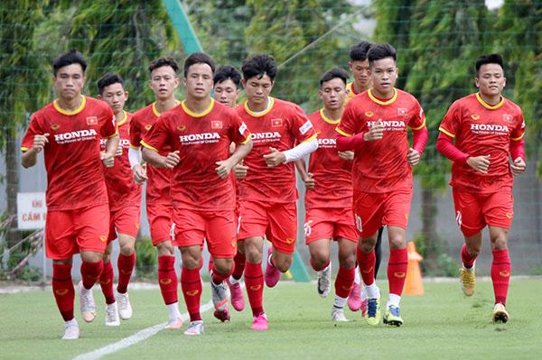 HLV Park Hang-seo loại 4 cầu thủ khỏi U22 Việt Nam