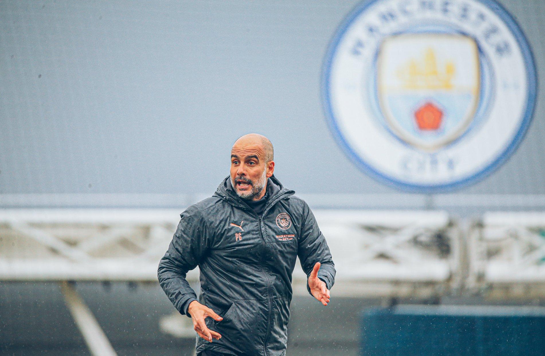 Tinh thần lên cao, Man City sẵn sàng dập tắt hy vọng của M.U