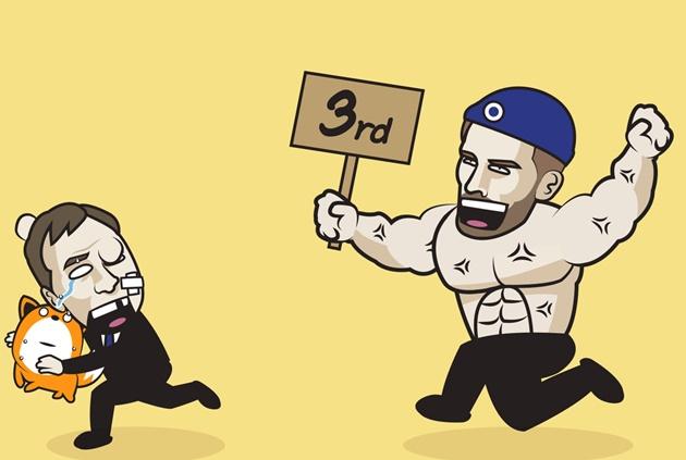 Cười té khói với loạt ảnh chế Chelsea thắng Leicester