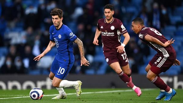 """Chelsea phục hận thành công, đẩy Leicester City vào """"cửa tử"""""""
