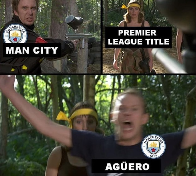 Cười té khói với loạt ảnh chế Chelsea thắng Man City