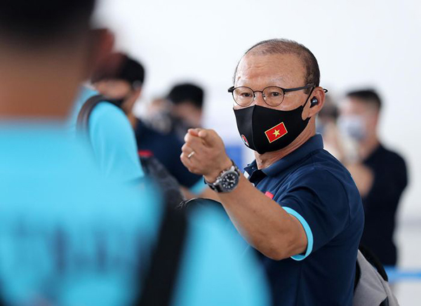 Thầy Park và những sự chuẩn bị chu đáo cho VL World Cup 2022