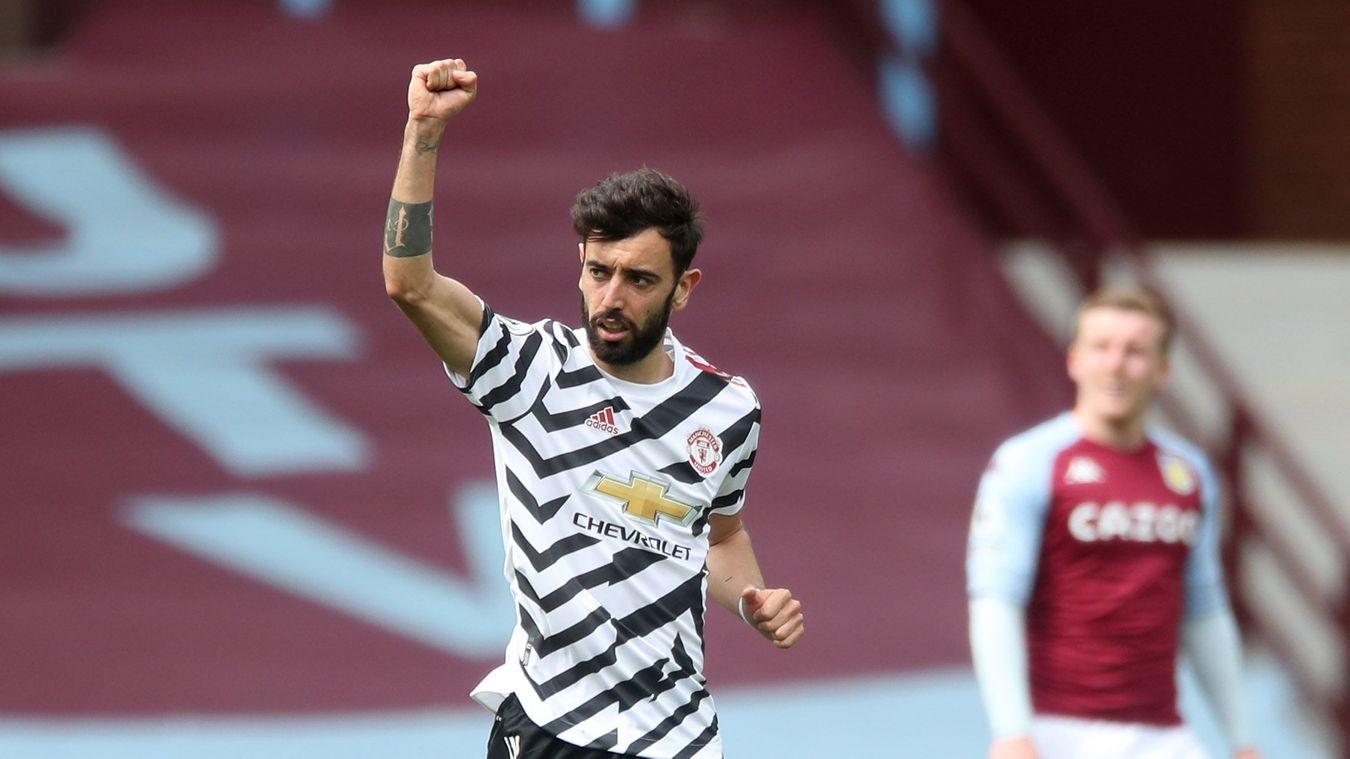 """10 thống kê Villa 1-3 M.U: Siêu dự bị và một 'Lampard 2.0"""" xuất hiện!"""