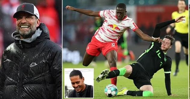 Vì sao Liverpool chiêu mộ Konate?