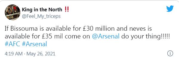 """CĐV Arsenal: """"Hãy mua ngay, cậu ta còn xuất sắc hơn Xhaka"""""""