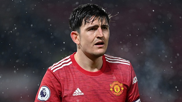 """Harry Maguire: """"Thật lố bịch"""""""
