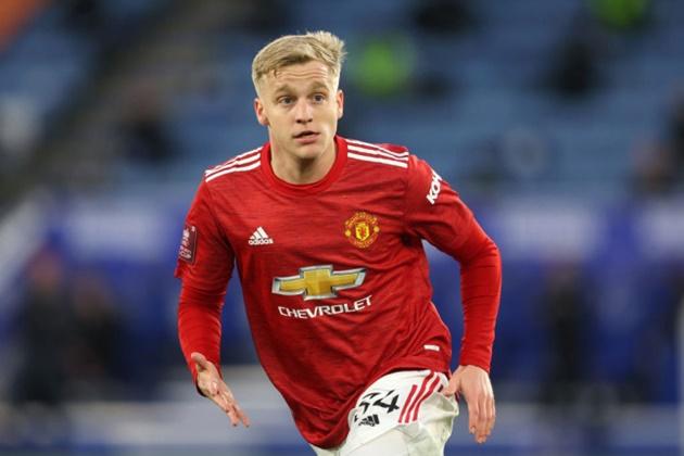 Manchester United đã có 4 cầu thủ hoàn hảo để đón Harry Kane về