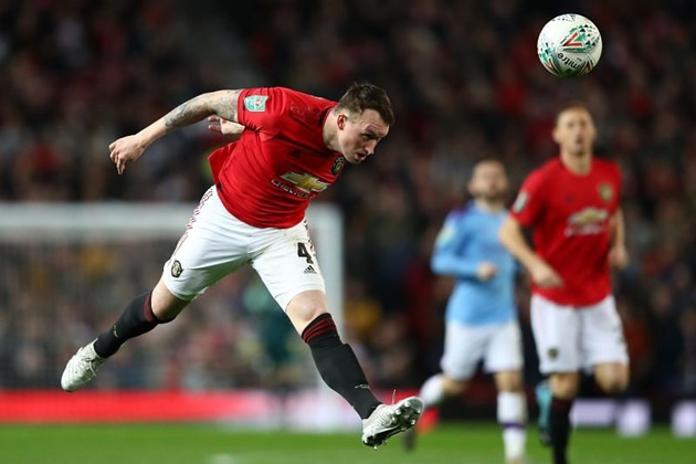 5 sao Man United có nguy cơ bị bán mùa hè này