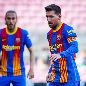 """5 điểm nhấn Barca 0-0 Atletico: Diego Simeone cũng có một """"Messi"""""""