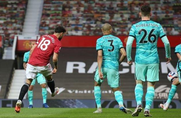 Phòng ngự thảm họa, Man Utd 'phơi áo' trước Liverpool ở Old Trafford